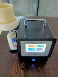 DL-便携式水质抽滤装置触摸屏设置时间