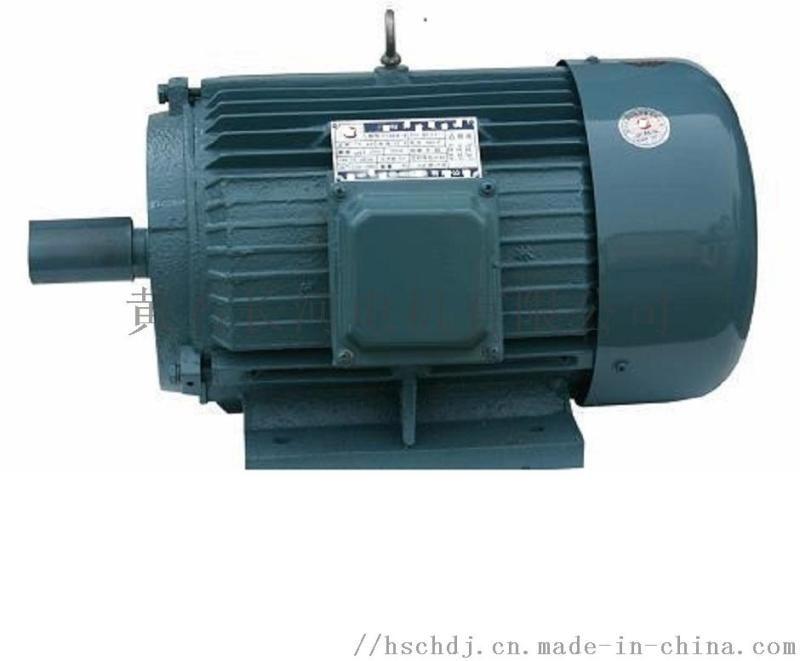 YZD250M-8/24起重電動機