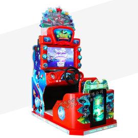 兒童賽車遊戲機兒童電玩娛樂投幣機漂移賽車設備