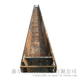 垂直输送机 悬挂输送链条 六九重工 链板输送机控制