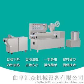 自动仿手工豆腐皮机器 小型全自动豆腐皮机 利之健食