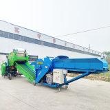 黑麦草青贮打包机 秸秆青贮包膜机 圆捆打捆包膜机