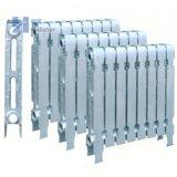 烤漆600型柱翼式铸铁暖气片 灰铸铁翼型散热器