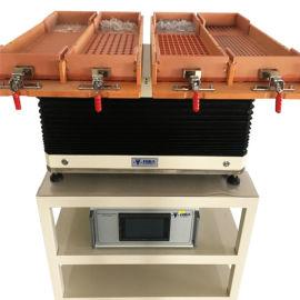 东莞整列机厂家供应 芯片自动摆盘机 晶体排列机
