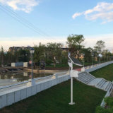 無線遙測雨量水位監測系統 降雨液位檢測站