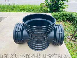 山东文远315*160B塑料检查井农村污水处理