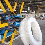 全自動PE管材收管機 可定制單雙盤塑料收卷機