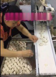 180仿手工饺子机       昆明饺子机
