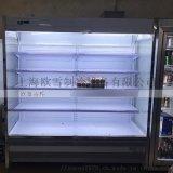 東莞水果保鮮櫃訂做費用多少錢一米