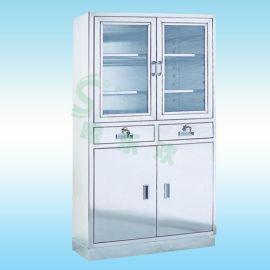 不锈钢器械柜, 西药柜 中药柜,多功能药品展示柜