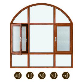 平開帶紗一體窗系統|帕克斯頓門窗系統