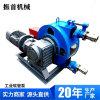 安徽马鞍山砂浆软管泵软管挤压泵厂家直接销售