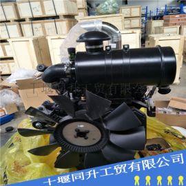 康明斯4BTA3.9-C125消防泵用柴油发动机