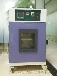 电热恒温干燥箱 广东72L精密恒温干燥箱