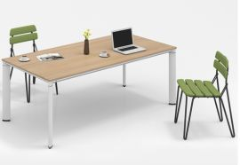 板式洽谈办公桌 东莞办公桌 厂家直销定制办公桌