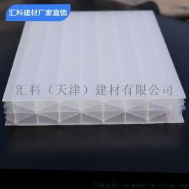 溫室大棚陽光板米字格10mm-25mm