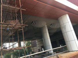 2.0厚商场包柱铝单板安装
