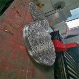 广东烤漆镂空铝单板厂家 艺术馆镂空造型铝单板