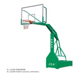 籃球架系列防液壓籃球架