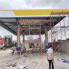 加油站鋁條扣品牌-長條形密拼鋁條板吊頂