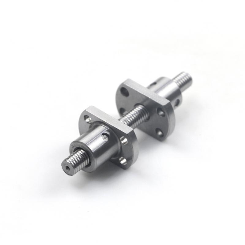 WKT左右旋微型滚珠丝杆直径6导程1厂家直销