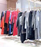 品牌女装折扣马可未风衣外套进货渠道