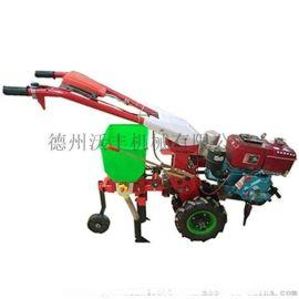 多功能汽油柴油双胶轮旋耕机操作轻便双胶轮旋耕机