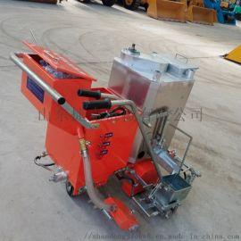 捷克 热熔划线机 地下车库划线机 手推热熔划线机