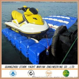 高品质水上摩托艇码头水上快艇码头 水上平台水上浮桥