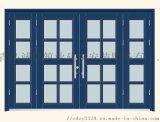 5.定做小區對講門  碳漆樓宇門 售樓處單元門 造型美觀