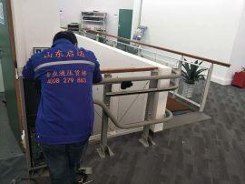 残联设备启运定制轮椅升降电梯残疾人上楼平台