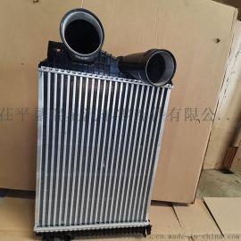 进口奔驰中冷器96969散热器重卡中冷器