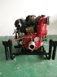 2.5寸柴油消防泵,高压水泵DS65XP