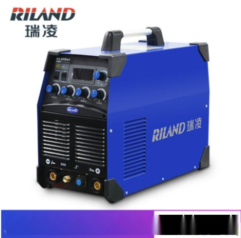 瑞凌WS-400GT工业级逆变直流氩弧焊电焊两用机
