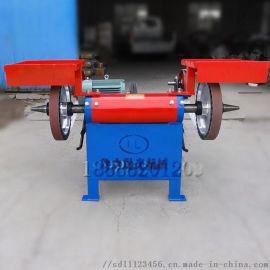 砂带机小型自动砂带打磨机自动抛光机