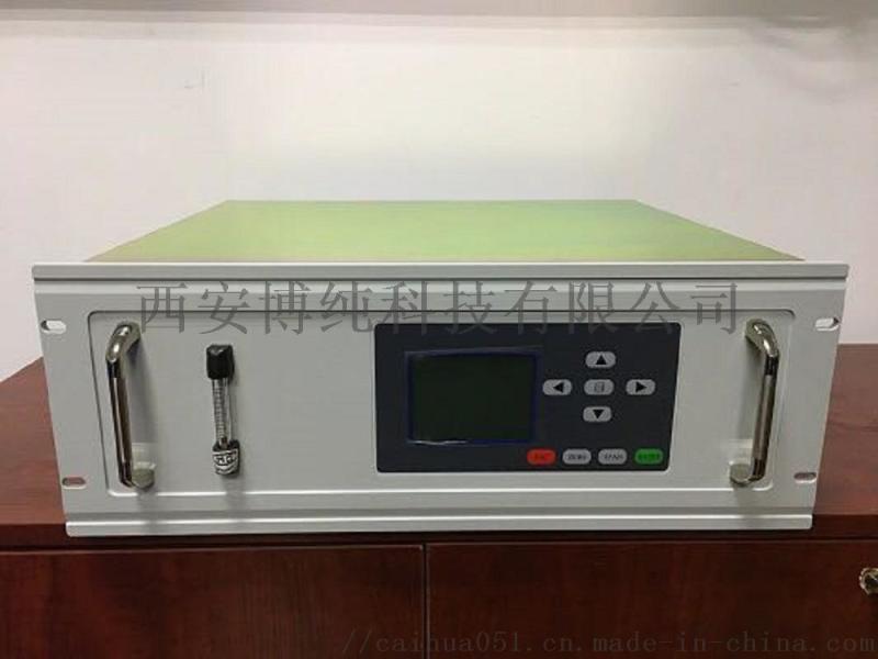 烟气排放加速完善治理的在线监测系统