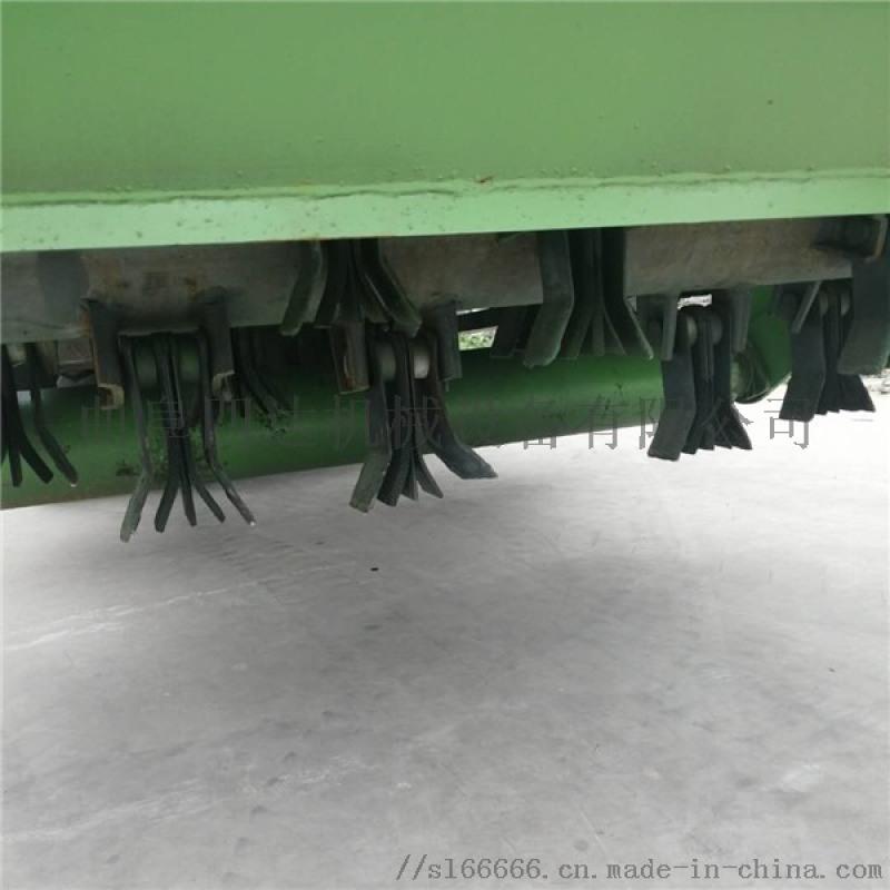 牵引式秸杆粉碎打捆机 自走式秸秆收割粉碎打捆机