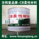 CB柔性涂料、cb柔性防水防腐涂料用于防渗,防潮