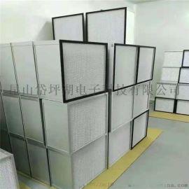 耐高温板框式初效过滤器