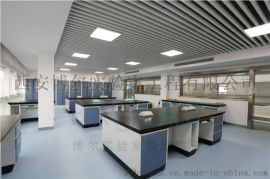 实验室系统工程中如何设计气体管道路线