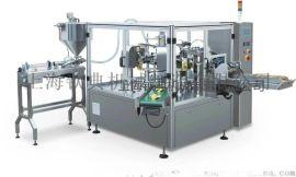 营养豆浆包装机 生理盐水灌装封口机
