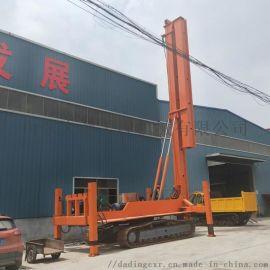 10米长螺旋打桩机 18米螺旋打桩机
