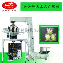 多功能食品颗粒包装机 组合秤立式包装机