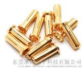4.0mm十字剖香蕉插锂电输出专用