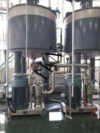 新工艺 连续式纳米级进口乳化机