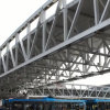 供应铝合金人行天桥工程铝型材