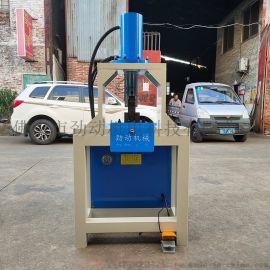 多功能液压方管冲孔机槽钢冲孔机 角钢角铁切断下料机