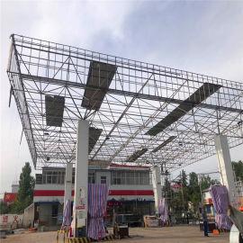 石化加油站铝条扣性能 造型加油站吊顶铝天花材料