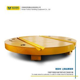 沧州自动无动力转盘 30吨电动转台工业