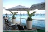 崗亭擺攤遮陽傘,方形雙頂側立遮陽傘,戶外海灘遮陽傘